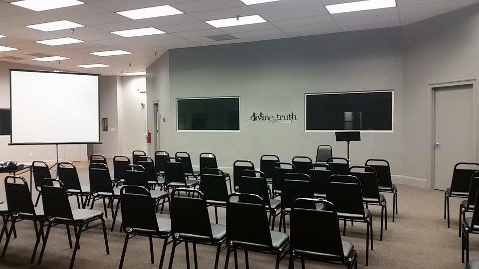 MPOWER Center Lecture hall